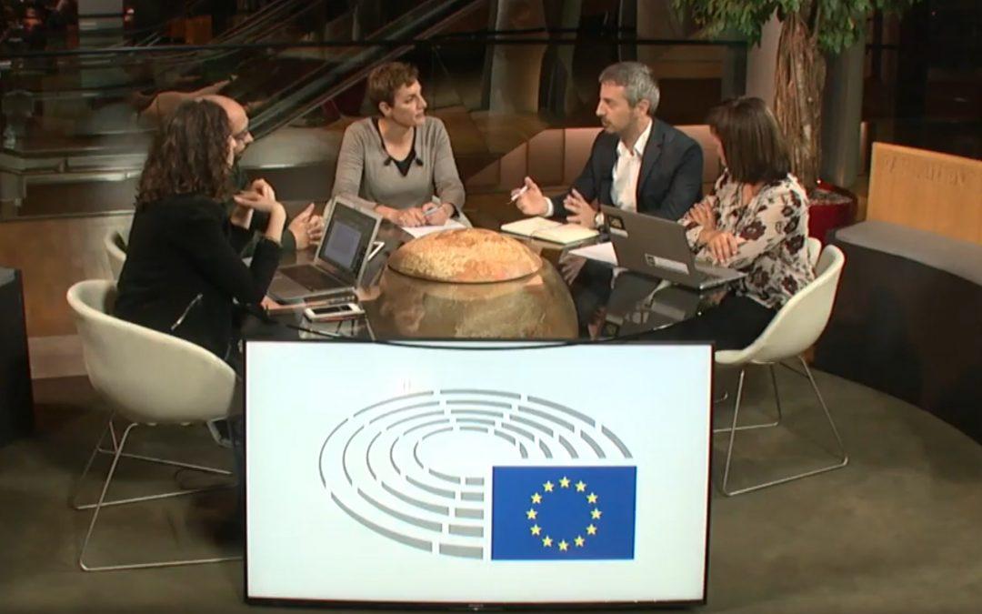 [VÍDEO] DEBATE #StopCensuraCopyright: El futuro de Internet en Europa: ¿Cómo afectará la nueva Directiva sobre Copyright a la libertad de expresión y de información?